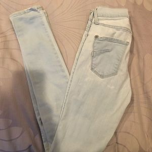 James Jeans Twiggy Distressed